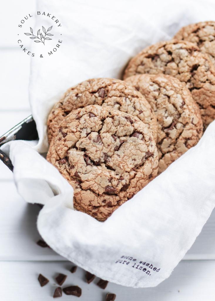 amerikanische Chocolate Chip Cookies, Chocolate Chip Cookies, Rezept Chocolate Chip Cookies, Rezept Cookies, Rezept Kekse, Rezept Kekse mit Schokotröpfchen, Kekse Schokolade Resteverwertung, Schokolade Resteverwertung,