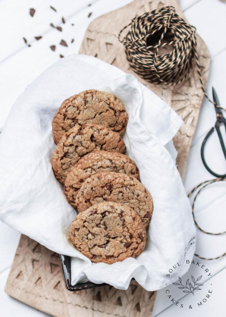 amerikanische Chocolate Chip Cookies, Rezept Chocolate Chip Cookies, Rezept Cookies, Rezept Kekse, Rezept Kekse mit Schokotröpfchen, Kekse Schokolade Resteverwertung, Schokolade Resteverwertung,