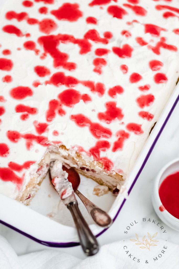 Erdbeertiramisu, Erdbeer Tiramisu, Rezept mit Erdbeeren, Dessert mit Erdbeeren, Erdbeeren Tiramisu, Erdbeer-Tiramisu