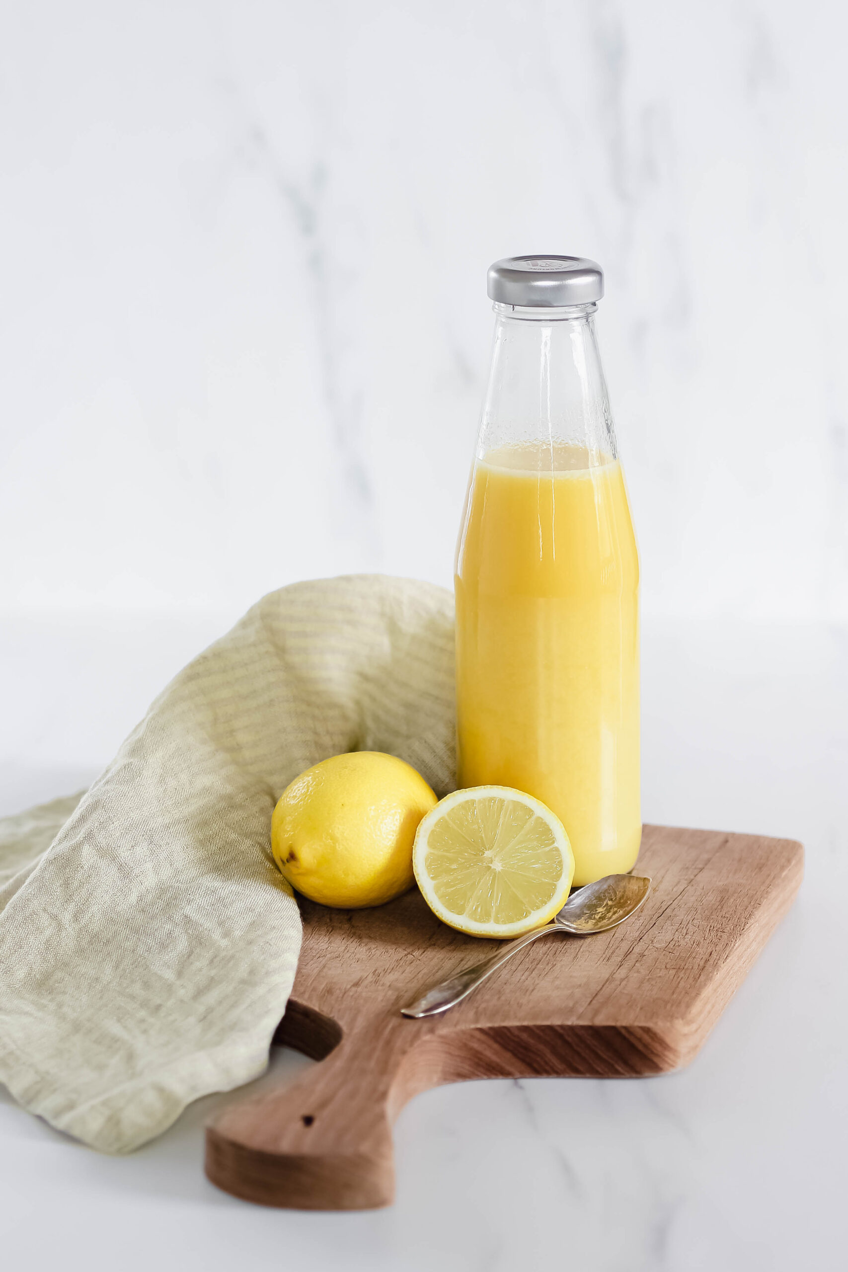 Immun Booster: Ingwer Zitrone Orangen Shot