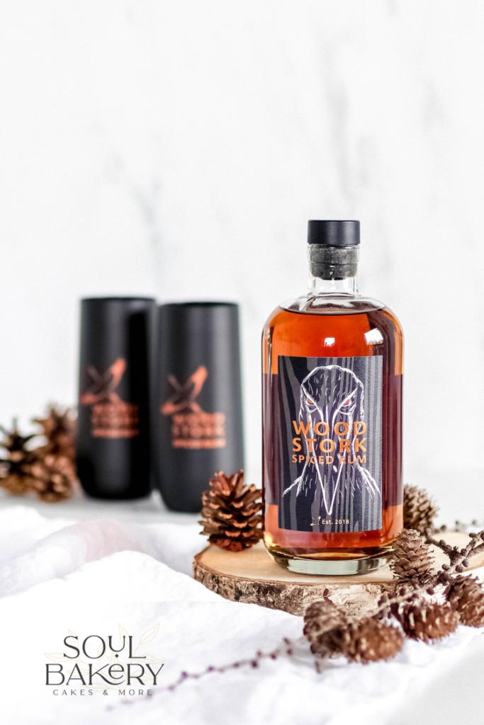Wood Stork Spiced Rum, Rumkugeln, Punschkugeln, Bimmerle, Geschenke aus der Küche, Rum